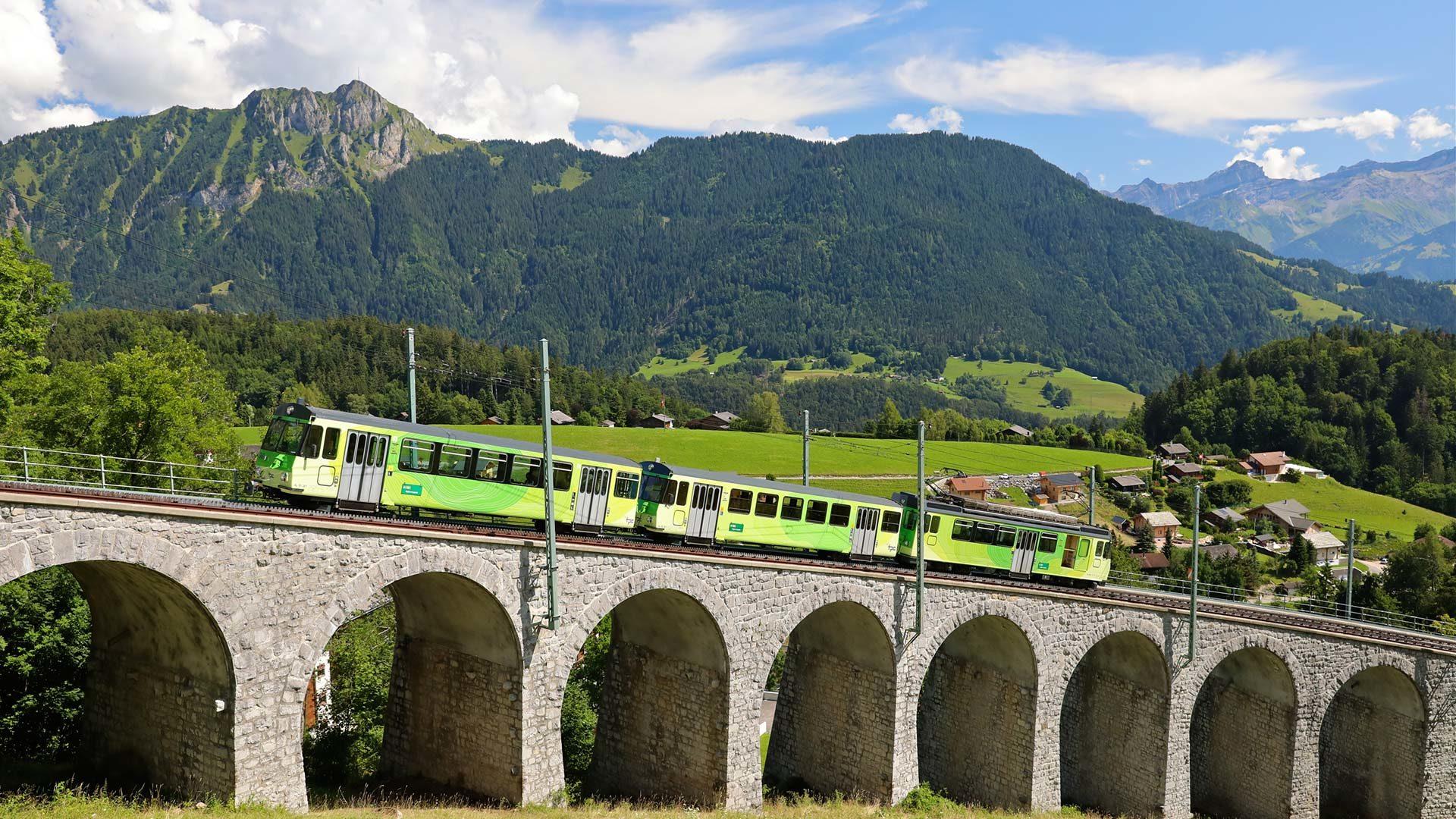leysin-train